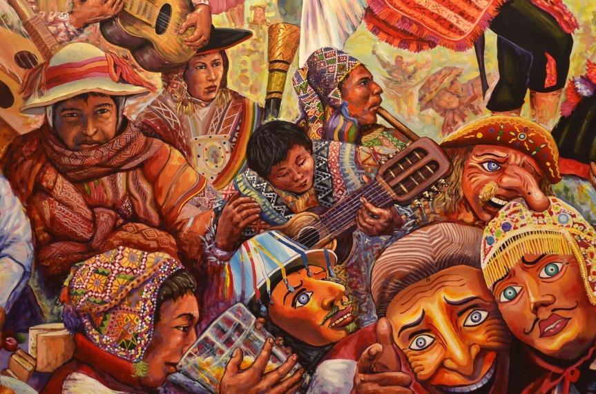 La culture péruvienne