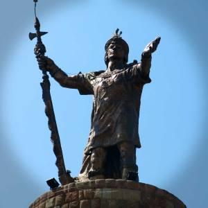 Pachacuti Inca Yupanqui (Pachacútec), empereur inca (règne 1438-1471)
