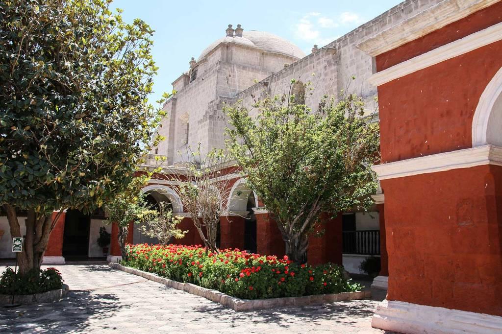 Monastère de Santa Catalina. Arequipa, Pérou.
