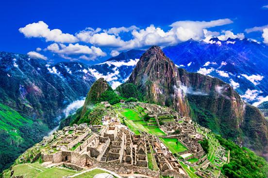 La Cité de Machu Picchu, région de Cusco. 3 bonnes raisons de visiter le Pérou.