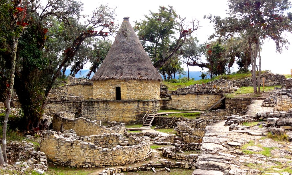 Forteresse de Kuélap , Culture Chachapoyas.