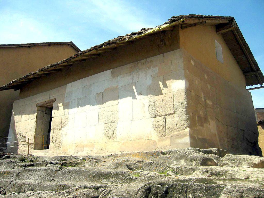 la salle de la rançon, Cajamarca.